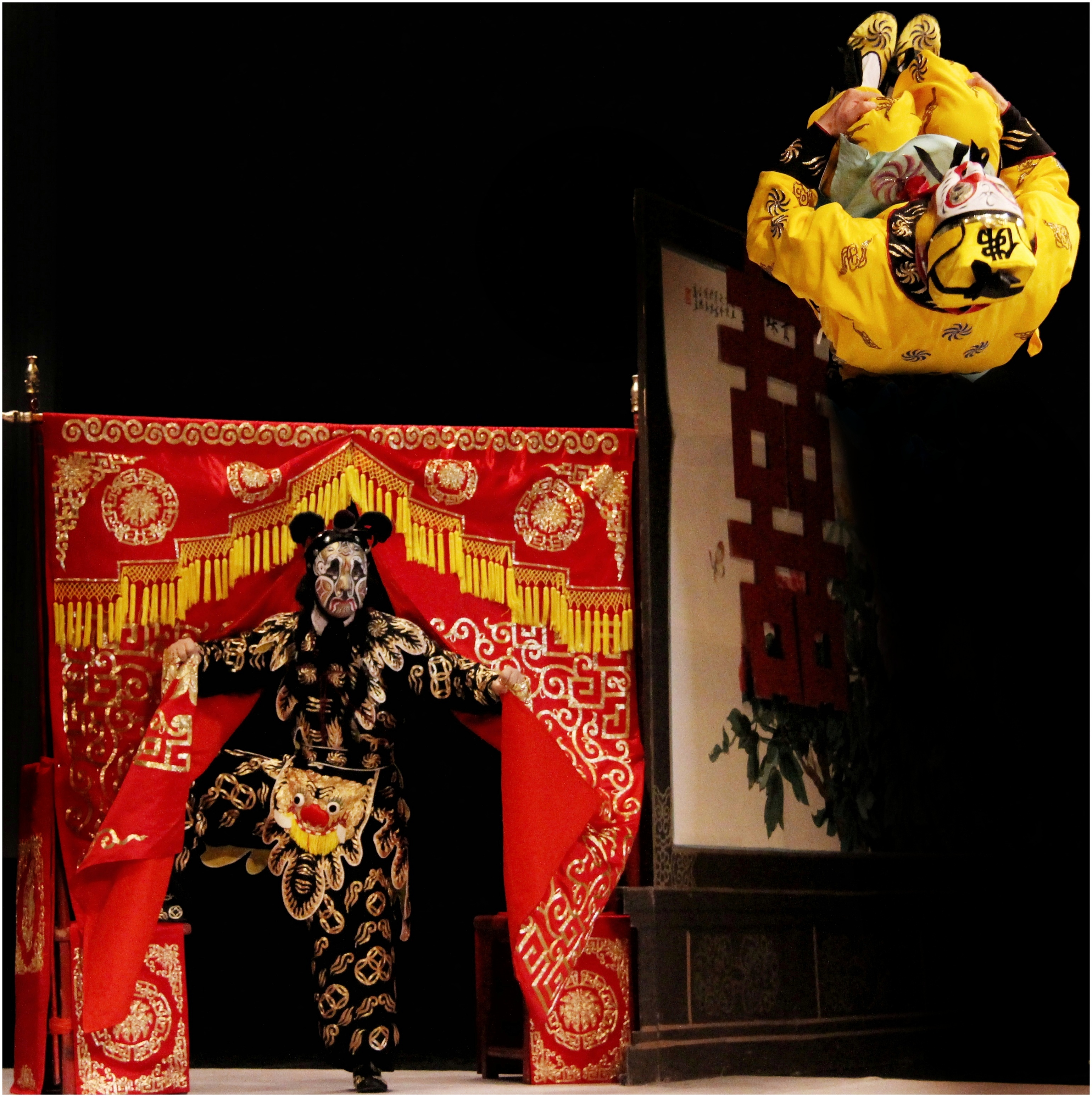 58feabbb3 ... the Virtue and Punishing the Vice', highlights the stunning acrobatic  skills as the Monkey King and his friends battle the wicked Leopard Spirit.